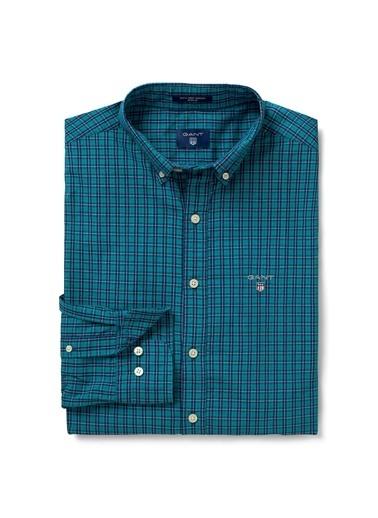 Gant Regular Gömlek Yeşil